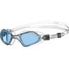 arena Smartfit Swim Goggles blue-clear-clear